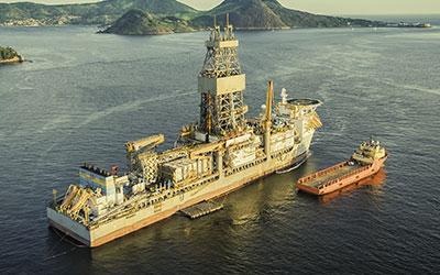 Drilling Ship Image